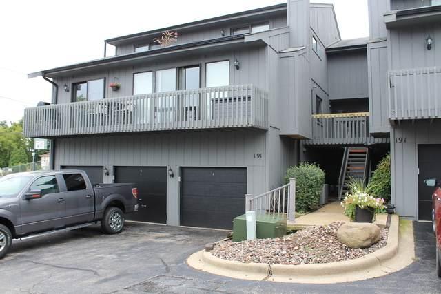 191 Howard Court #6, Fox Lake, IL 60020 (MLS #10855927) :: John Lyons Real Estate