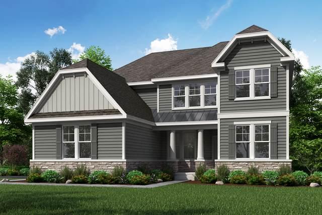 24296 N Blue Aster Lot #45 Lane, Lake Barrington, IL 60010 (MLS #10855936) :: John Lyons Real Estate