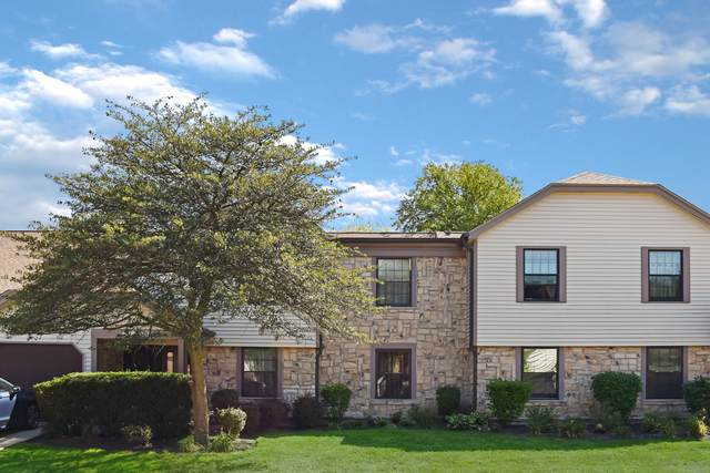 836 Stradford Circle #836, Buffalo Grove, IL 60089 (MLS #10855946) :: John Lyons Real Estate