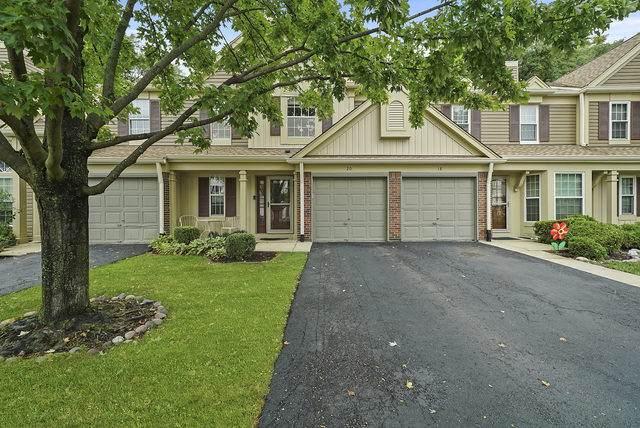 20 Peach Tree Lane, Westmont, IL 60559 (MLS #10855974) :: John Lyons Real Estate