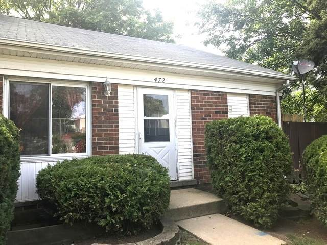 472 Mallview Lane, Bolingbrook, IL 60440 (MLS #10856004) :: John Lyons Real Estate