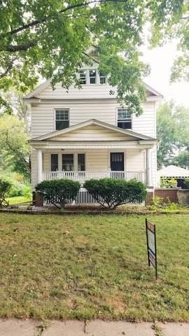 450 E Dekalb Street, Somonauk, IL 60552 (MLS #10856135) :: John Lyons Real Estate