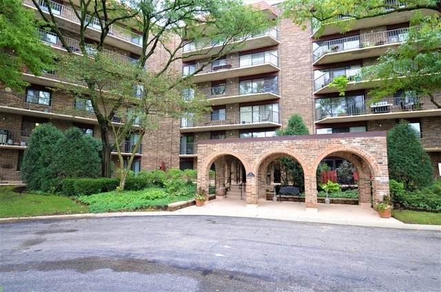 111 S Baybrook Drive #109, Palatine, IL 60067 (MLS #10856183) :: John Lyons Real Estate