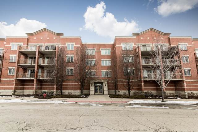 9864 Leland Avenue #410, Schiller Park, IL 60176 (MLS #10856184) :: John Lyons Real Estate