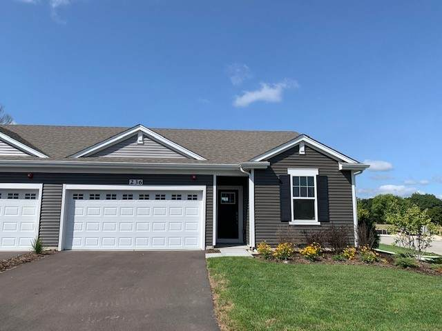 236 Sussex Lane, North Aurora, IL 60542 (MLS #10856252) :: John Lyons Real Estate