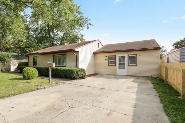 1204 Briarcliff Drive, Rantoul, IL 61866 (MLS #10856395) :: Ryan Dallas Real Estate