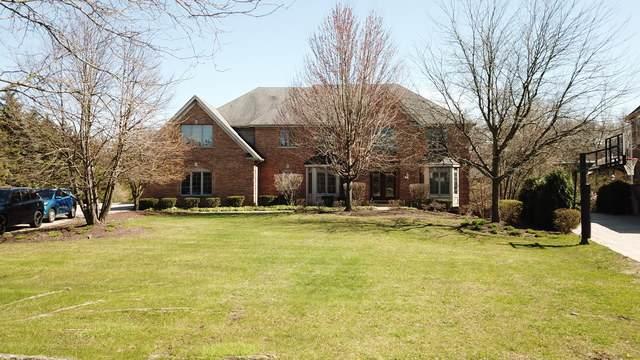 8517 Johnston Road, Burr Ridge, IL 60527 (MLS #10856644) :: John Lyons Real Estate
