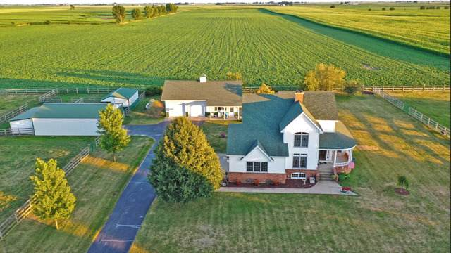 1492 N 42nd Road, Earlville, IL 60518 (MLS #10856658) :: Helen Oliveri Real Estate