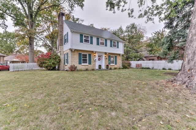 2004 Lake Terrace Drive, Danville, IL 61832 (MLS #10856697) :: Helen Oliveri Real Estate