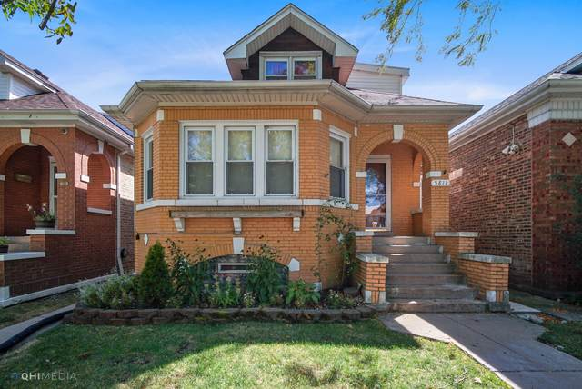 5811 W Roscoe Street, Chicago, IL 60638 (MLS #10856747) :: The Wexler Group at Keller Williams Preferred Realty