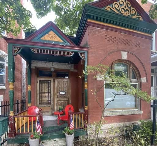 1643 N Bell Avenue, Chicago, IL 60647 (MLS #10856965) :: John Lyons Real Estate