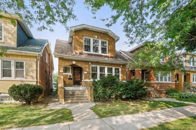4420 N Mango Avenue, Chicago, IL 60630 (MLS #10856984) :: Property Consultants Realty