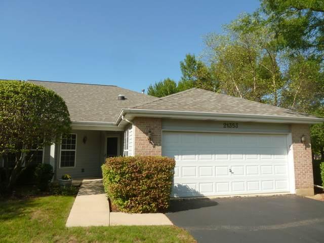 21353 W Silktree Circle, Plainfield, IL 60544 (MLS #10857088) :: Littlefield Group
