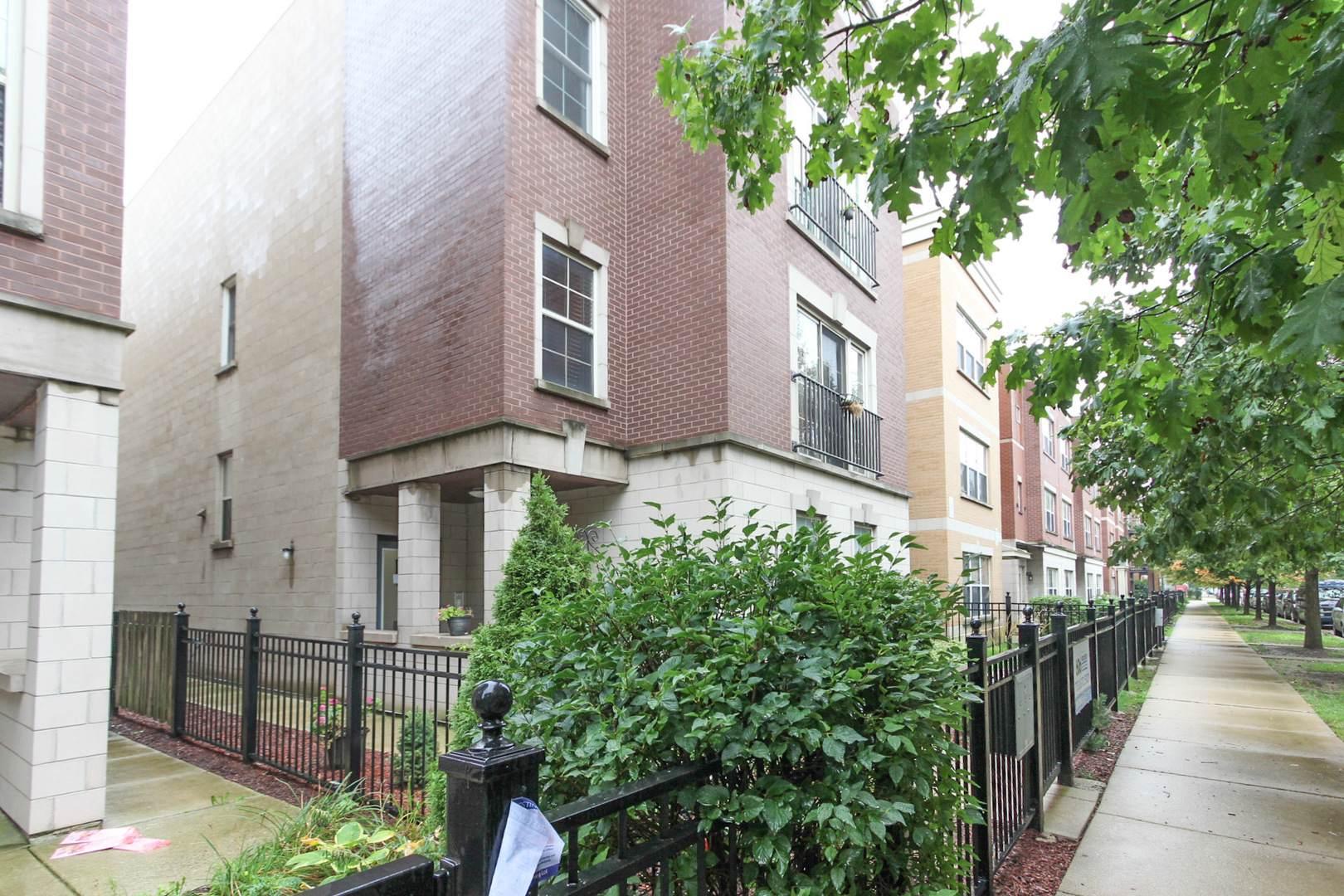 1129 W Washburne Avenue #101, Chicago, IL 60608 (MLS #10857125) :: John Lyons Real Estate
