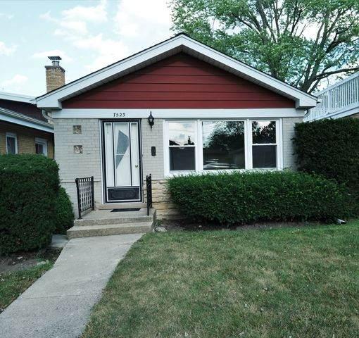 7523 N Kostner Avenue, Skokie, IL 60076 (MLS #10857136) :: Property Consultants Realty