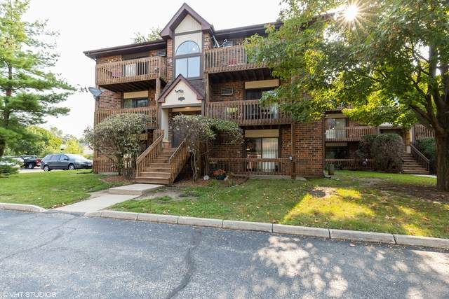 431 Berkshire Drive #31, Crystal Lake, IL 60014 (MLS #10857162) :: Angela Walker Homes Real Estate Group