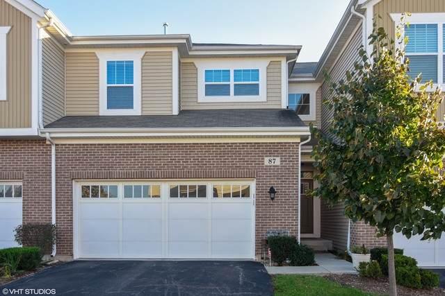 87 E Preserve Drive, Palatine, IL 60074 (MLS #10857333) :: John Lyons Real Estate