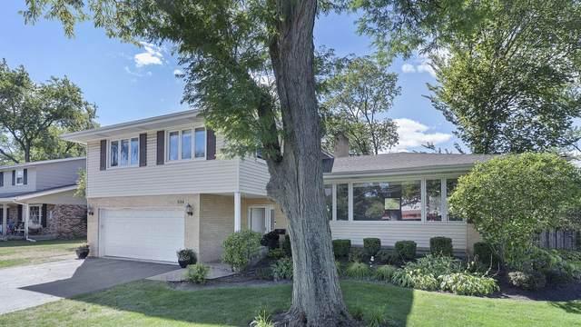 544 Castlewood Lane, Deerfield, IL 60015 (MLS #10857357) :: Property Consultants Realty