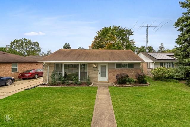 972 S 3rd Avenue, Des Plaines, IL 60016 (MLS #10857466) :: Ryan Dallas Real Estate