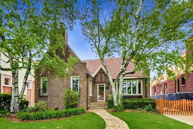 21 N Merrill Street, Park Ridge, IL 60068 (MLS #10857487) :: Suburban Life Realty