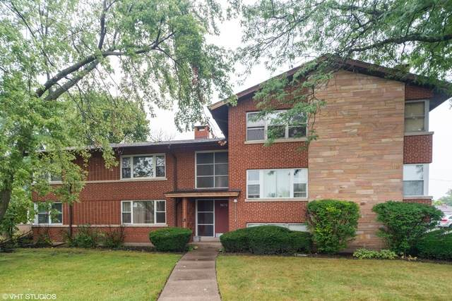1361 Balmoral Avenue 1N, Westchester, IL 60154 (MLS #10857529) :: Angela Walker Homes Real Estate Group