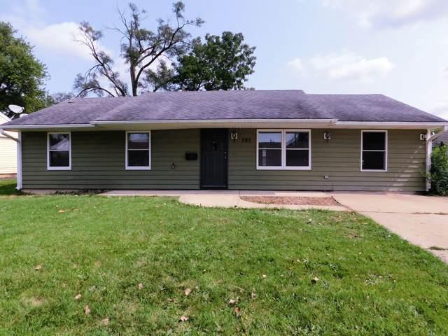 707 Hudson Avenue, Romeoville, IL 60446 (MLS #10857530) :: The Wexler Group at Keller Williams Preferred Realty