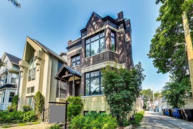 1914 W Melrose Street, Chicago, IL 60657 (MLS #10857535) :: Touchstone Group