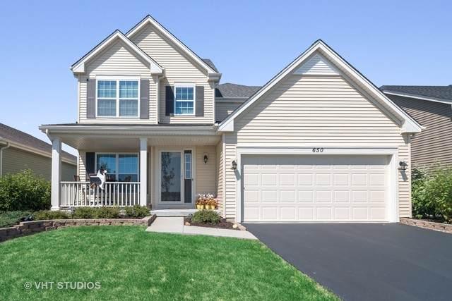 650 Elizabeth Street, Elburn, IL 60119 (MLS #10857631) :: Lewke Partners