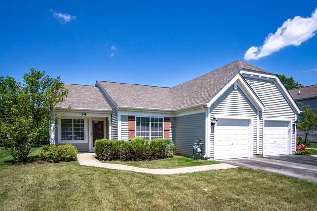54 W Providence Lane, Round Lake, IL 60073 (MLS #10857681) :: Littlefield Group