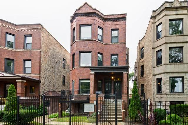 3257 W Palmer Street 1A, Chicago, IL 60647 (MLS #10857689) :: The Wexler Group at Keller Williams Preferred Realty