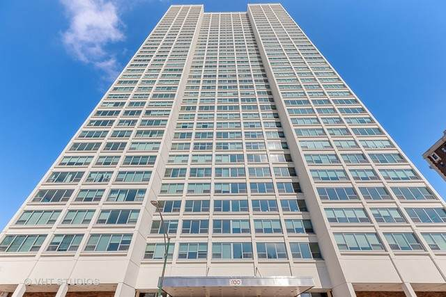 1700 E 56th Street 1307-06, Chicago, IL 60637 (MLS #10857738) :: The Dena Furlow Team - Keller Williams Realty