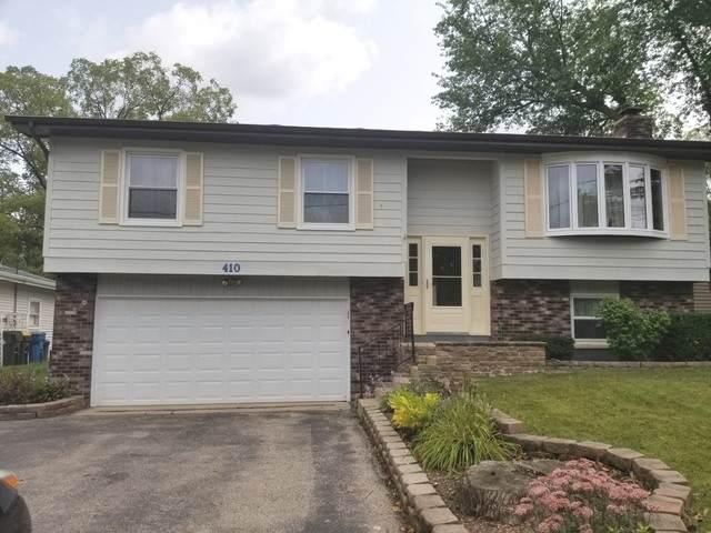 410 Crystal Lake Road, Lake In The Hills, IL 60156 (MLS #10857745) :: John Lyons Real Estate