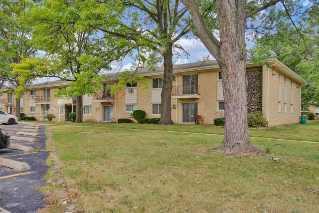 530 Chase Drive #16, Clarendon Hills, IL 60514 (MLS #10857775) :: John Lyons Real Estate