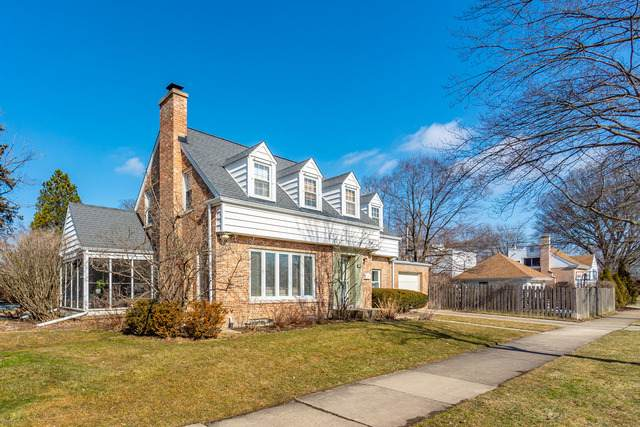 1015 S Lincoln Avenue, Park Ridge, IL 60068 (MLS #10857802) :: Janet Jurich