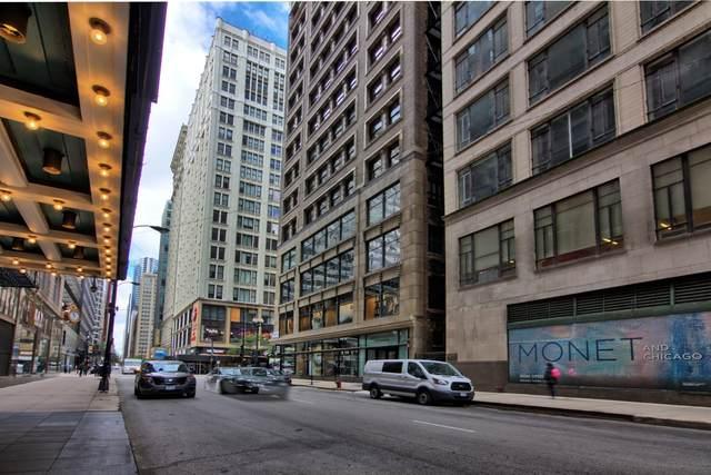 6 E Monroe Street #1603, Chicago, IL 60603 (MLS #10857855) :: The Spaniak Team