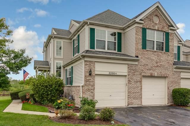 2200 Braeburn Drive A, Wauconda, IL 60084 (MLS #10858000) :: John Lyons Real Estate