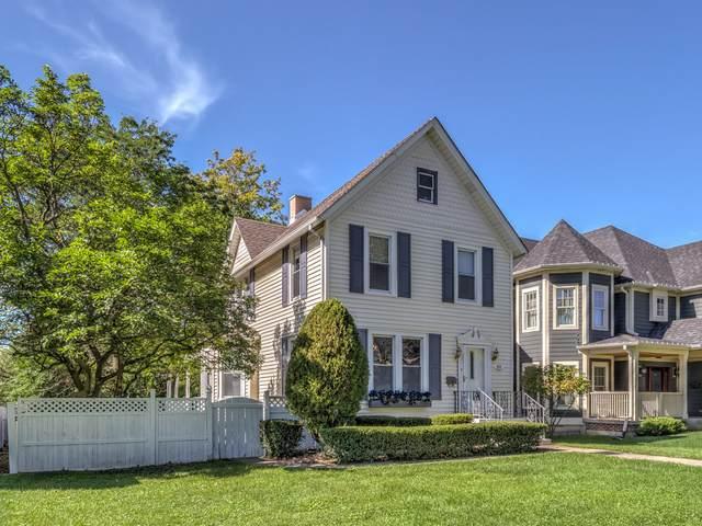 222 Meacham Avenue, Park Ridge, IL 60068 (MLS #10858046) :: Suburban Life Realty