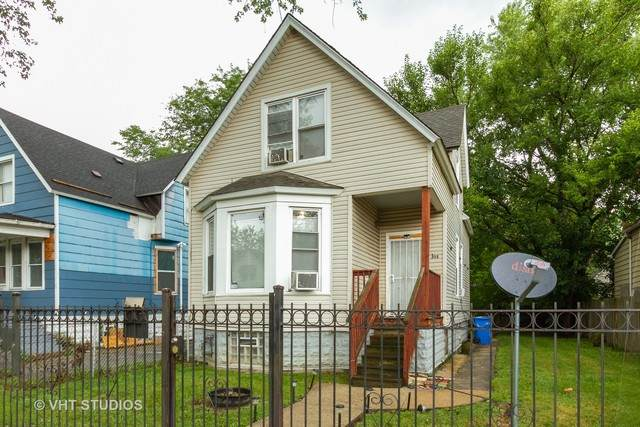 308 W 106th Place, Chicago, IL 60628 (MLS #10858108) :: John Lyons Real Estate