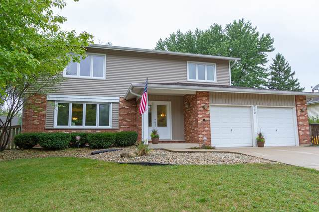 320 Glenwood Court, Algonquin, IL 60102 (MLS #10858138) :: The Wexler Group at Keller Williams Preferred Realty
