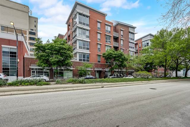 2025 S Indiana Avenue #501, Chicago, IL 60616 (MLS #10858261) :: The Spaniak Team