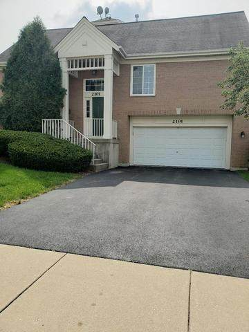 2101 W Concord Lane, Addison, IL 60101 (MLS #10858326) :: John Lyons Real Estate