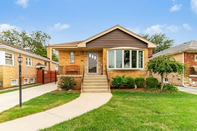 3041 W 100th Street, Evergreen Park, IL 60805 (MLS #10858476) :: John Lyons Real Estate
