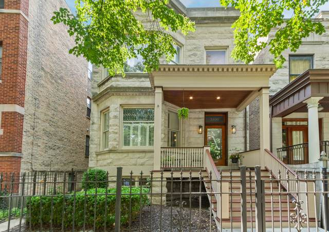 5336 N Glenwood Avenue, Chicago, IL 60640 (MLS #10858628) :: Littlefield Group