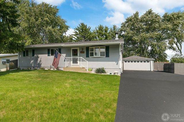 5000 W Bonner Drive, Mchenry, IL 60050 (MLS #10858637) :: BN Homes Group