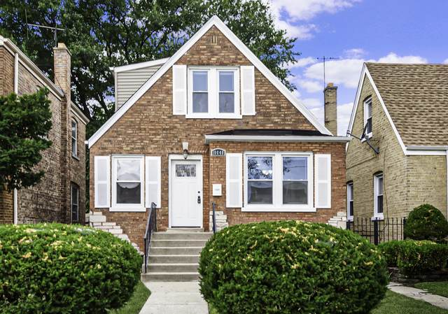 10040 S Forest Avenue, Chicago, IL 60628 (MLS #10858648) :: John Lyons Real Estate