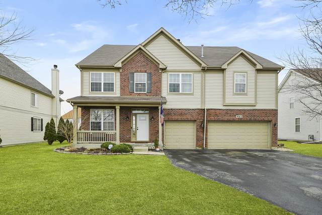 907 Barberry Way, Joliet, IL 60431 (MLS #10858659) :: John Lyons Real Estate