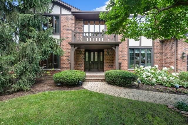 604 Ridgewood Court, Oak Brook, IL 60523 (MLS #10858792) :: Angela Walker Homes Real Estate Group
