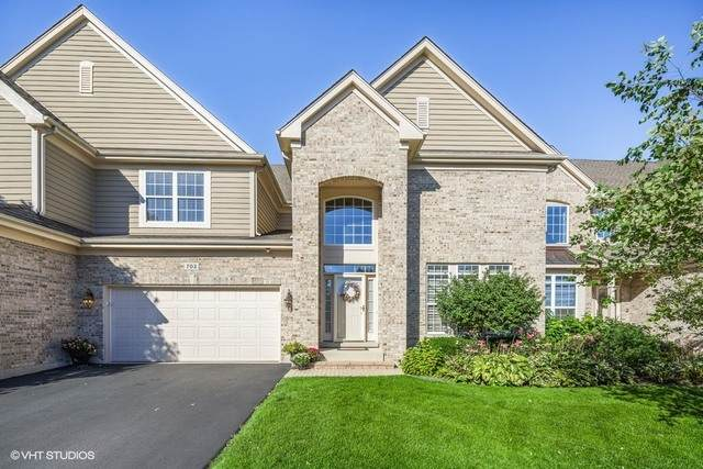 703 Fieldstone Court 22C, Inverness, IL 60010 (MLS #10858829) :: John Lyons Real Estate