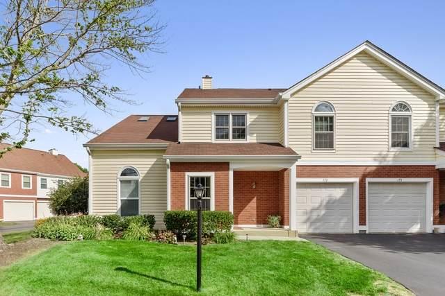 173 S Stonington Drive #383, Palatine, IL 60074 (MLS #10858838) :: John Lyons Real Estate