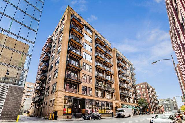625 W Jackson Boulevard #408, Chicago, IL 60661 (MLS #10858884) :: Helen Oliveri Real Estate